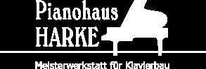 Pianohaus Harke-Logo