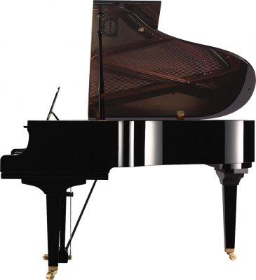 Pianohaus harke yamaha fl gel gc2 schwarz poliert silent for Yamaha avantgrand n1 for sale
