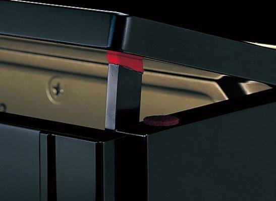 Pianohaus harke yamaha klavier yus3 schwarz poliert for Yamaha avantgrand n1 for sale