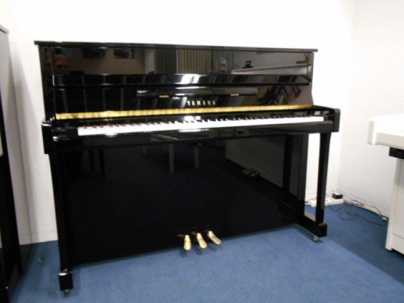 Pianohaus harke yamaha klavier b2 schwarz poliert for Yamaha clavinova clp 535 for sale