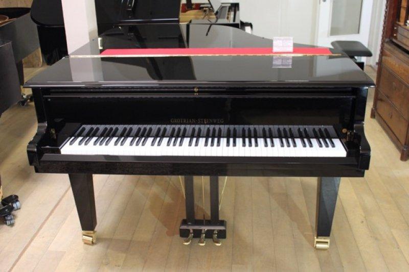 Pianohaus harke grotrian steinweg fl gel chambre schwarz for Yamaha clavinova clp 535 for sale