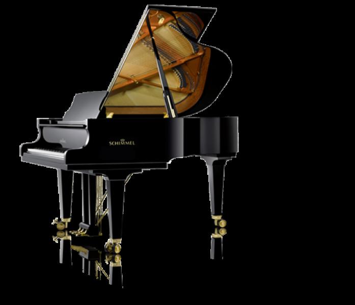 Pianohaus harke schimmel fl gel k 175 tradition schwarz for Yamaha clavinova clp 535 for sale