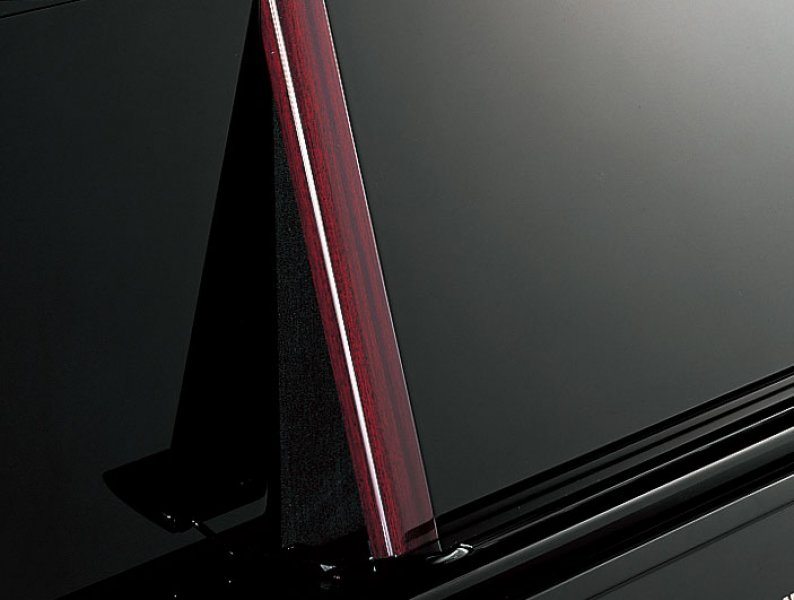 Pianohaus harke yamaha klavier yus5 schwarz poliert for Yamaha clavinova clp 535 for sale